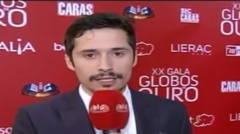 João Paulo Sousa - XX Globos Ouro