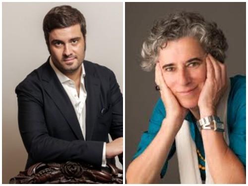 André Murraças e Ana Pérez Quiroga Acesso Cultu