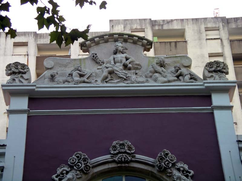 Associação Comercial e Industrial de Coimbra. Po