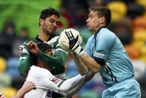 18.ªj: Sporting-Marítimo