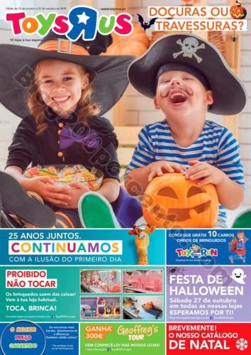 halloween toysrus promoções de 15 a 31 outubro p