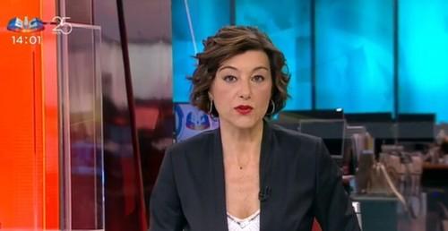 Teresa Dimas no Primeiro Jornal
