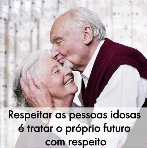 Respeitar as pessoas idosas