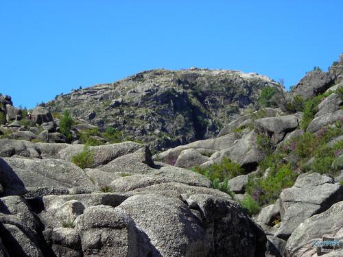 Gerês - Montanhas de rocha