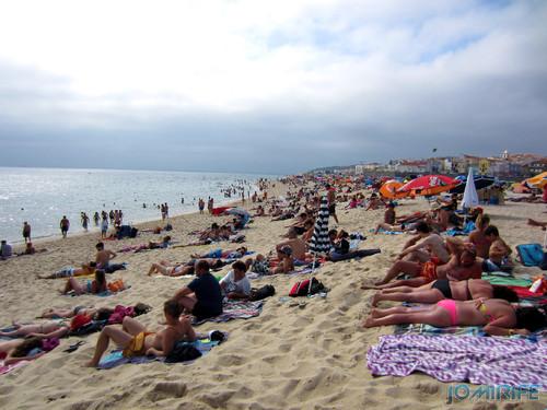 Praia de Figueira da Foz/Buarcos (2013-07-14) O dia estava um pouco cinzento, mas a praia estava cheia (2) [EN] Beach of Figueira da Foz/Buarcos, The day was a bit gray, but the beach was full