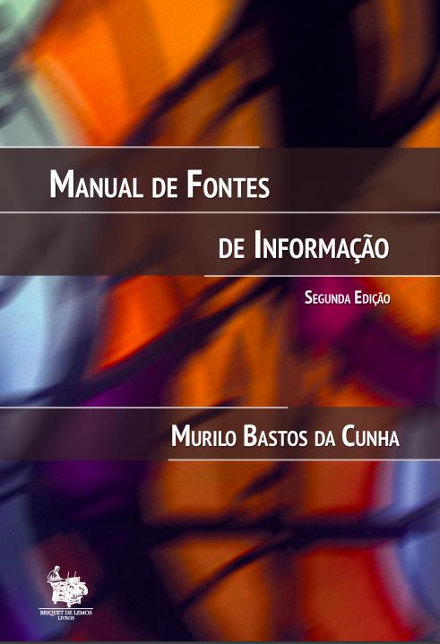 Manual de Fontes de Informação