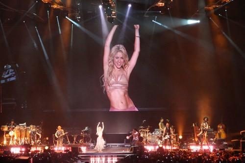 Concerto Shakira no Pavilhão Atlântico