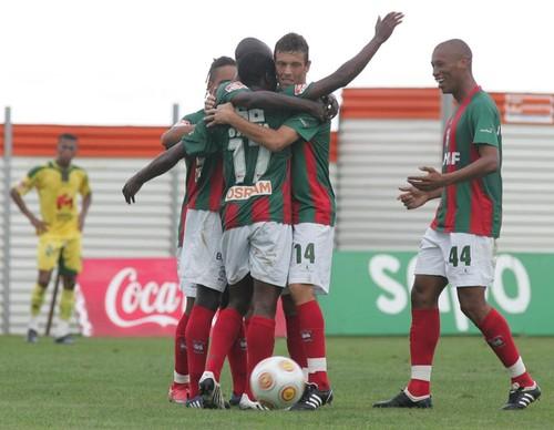8ª J: Marítimo 3-1 P. Ferrei