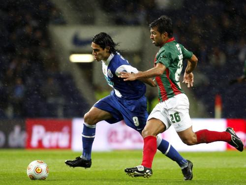 25ª J: FC Porto-Marítimo