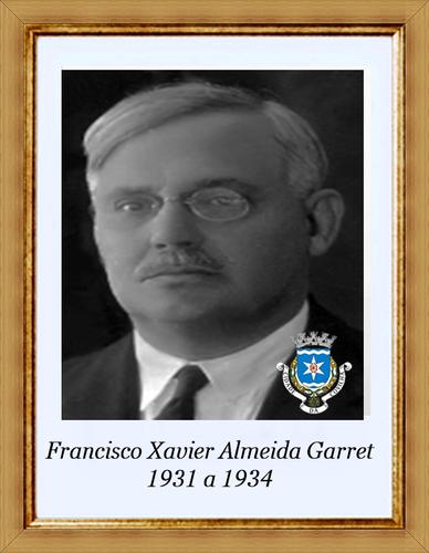 Francisco Xavier Proença de Almeida Garret - 1931