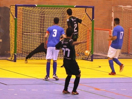 Pampilhosense - Norte e Soure 24ªJ DH Futsal 23-0