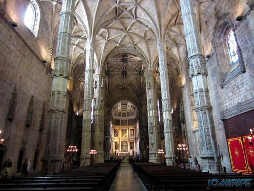 Lisboa - Igreja Mosteiro dos Jerónimos (12) [en] Lisbon - Jeronimos Monastery Church