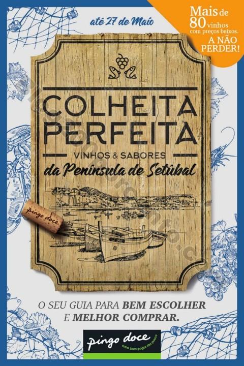 Antevisão Folheto PINGO DOCE Extra Vinhos Promoç