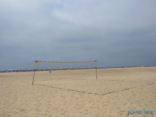 Campos de praia da Figueira da Foz / Buarcos #8 - Voleibol de praia na areia (neptuno) (1) [en] Game fields on the beach of Figueira da Foz / Buarcos - Volleyball na areia