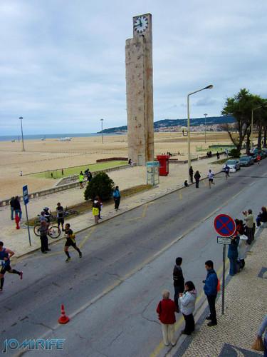 7 Maratona Figueira da Foz - Relógio de praia