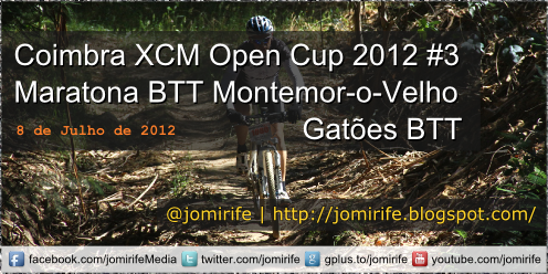 Blog post: Coimbra XCM Open Cup 2012 Gatões BTT