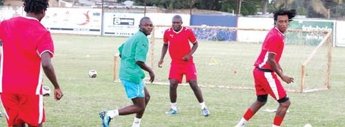 O internacional sub-23 de moçambique, Manuel Uetimane, mais conhecido por Manuelito