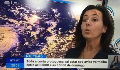 Telejornal, R.T.P., 10/III/18