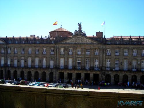 Santiago de Compostela (10) Mosteiro