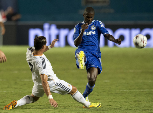 Real 3-1 Chelsea: Guiness Cup