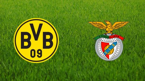 Borussia de Dortmund vs Benfica