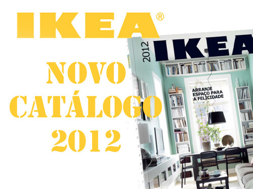 Novo cat logo ikea 2012 interior design studio for Catalogo ikea on line