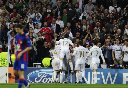 LC 11/12: Real Madrid-CSKA