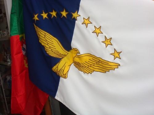 A bandeira de todos nós...