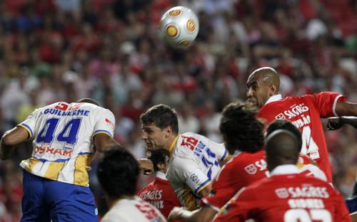 1ª J: Benfica 1-1 Marítimo