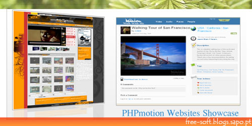 phpmotion - criar site de videos como o Youtube