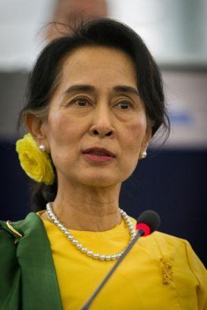 Remise_du_Prix_Sakharov_à_Aung_San_Suu_Kyi_Strasb