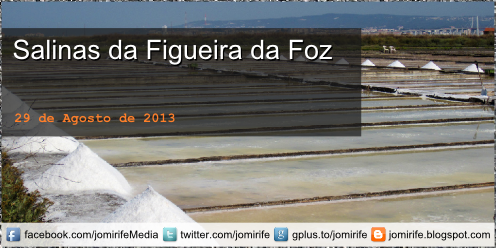 Blog Post: Salinas da Figueira da Foz/Lavos em Portugal [en] Salt fields in Figueira da Foz, Portugal