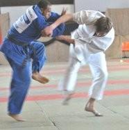 Edson Madeira em combate