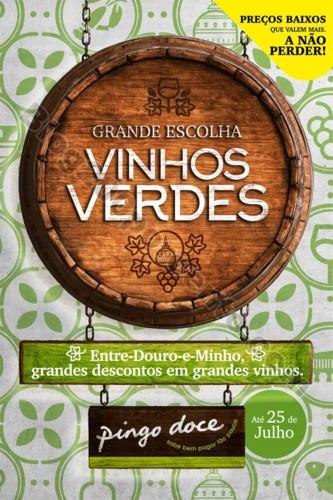 Antevisão Folheto PINGO DOCE Vinhos Verdes Promo