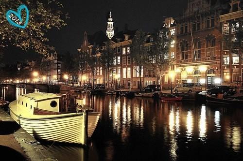 Amesterdão na Holanda