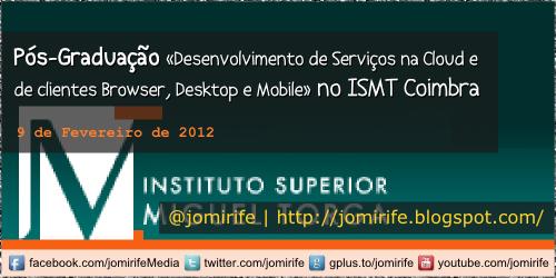 Blog: ISMT Pós-Graduação Serviços Cloud