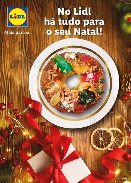 Folheto LIDL Presentes de Natal 11  novembro p1.jp