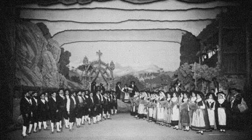 Ópera Serrana, de Alfredo Keil no teatro da Trind