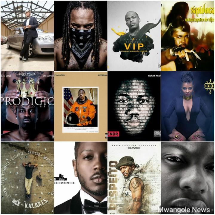Lista de Rappers e Mixtapes