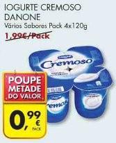 Acumulação 50% + Vale | PINGO DOCE | Danone