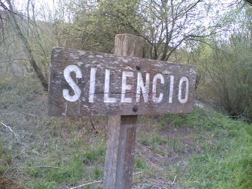 "Paul de Arzila: Placa de ""Silêncio"""