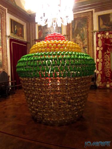 Joana Vasconcelos - Petit Gáteau 2011 aka Cupcake com formas de frutos [EN] Cupcake shaped fruit