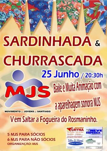 Sardinhada e Churrascada 2011