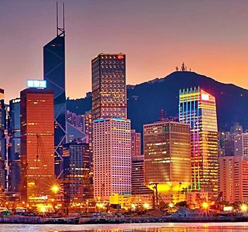 Hong Kong - cidade com mais turistas em 2011