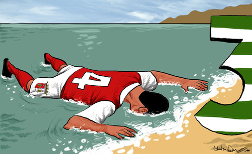 Morrer na praia