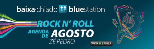 Baixa-Chiado PT Bluestation - Viagem no tempo programada por Zé Pedro