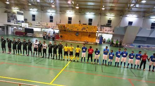 Norte e Soure - Pampilhosense 12ªJ DH Futsal 08-1
