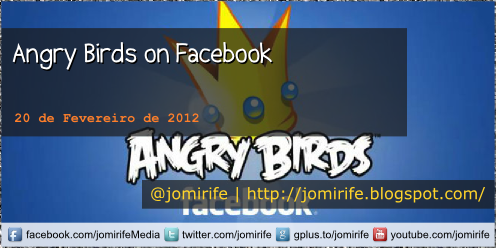 Blog: Angry Birds on Facebook