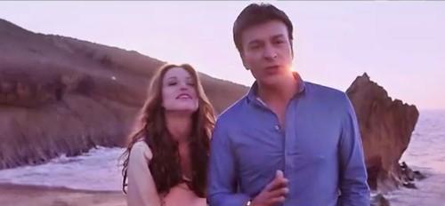 Sous Le Vent com Tony Carreira e Natasha St-Pier