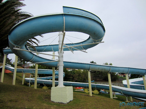 Aquaparque Teimoso na Figueira da Foz (9) Espiral [en] Teimoso Aqua park in Figueira da Foz Portugal